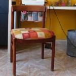 Una nueva vida para una silla (II)