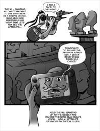 Armikrog - Wii U GamePad (2)