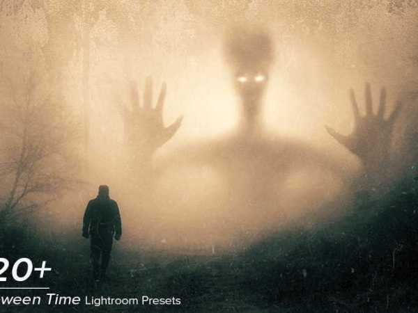 620 Halloween Time Lightroom Presets