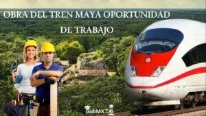 ▷▷ Programa Obra Del Tren Maya Oportunidad De Trabajo 【2020】