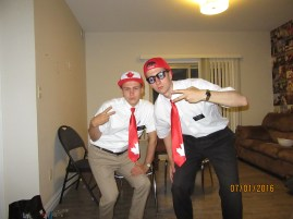 It was CANADA DAY last Friday and It was super fun!!! Not as much pride as the US, but I guess they can try ;)