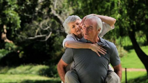 elderly endurance