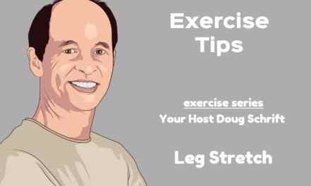 Best Leg Stretching Exercises For Seniors