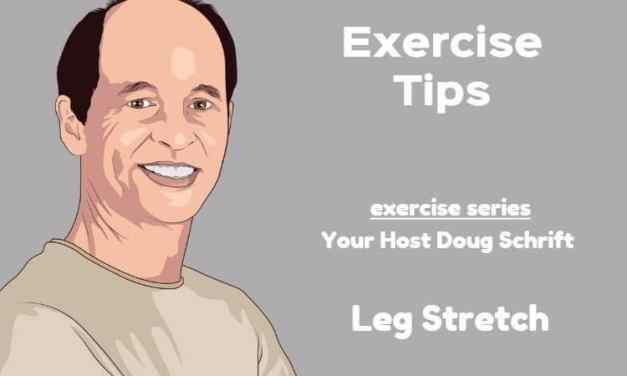 Best Leg Stretching Exercises For Seniors