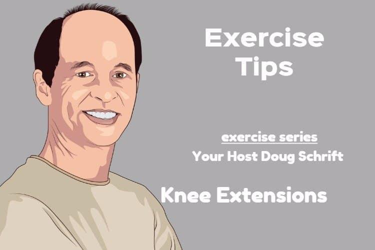 Leg Strengthening for Seniors – Knee Extension