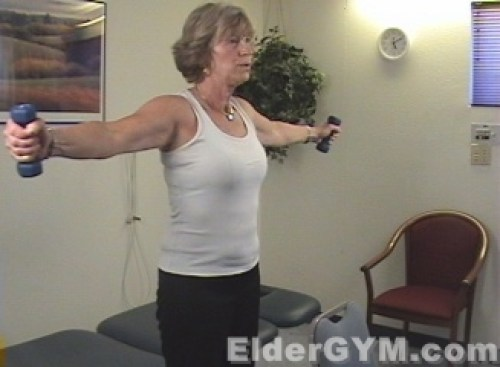 Elbow side extensions end