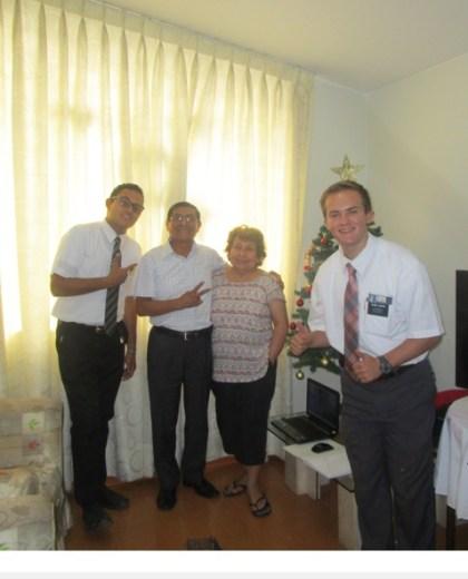 Enjoyed Christmas with these wonderful people