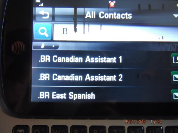 Both of the assistants to the mission president are Canadian! We got a kick out of this! Haha!