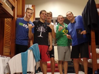 Companions and Braziliero Roommates