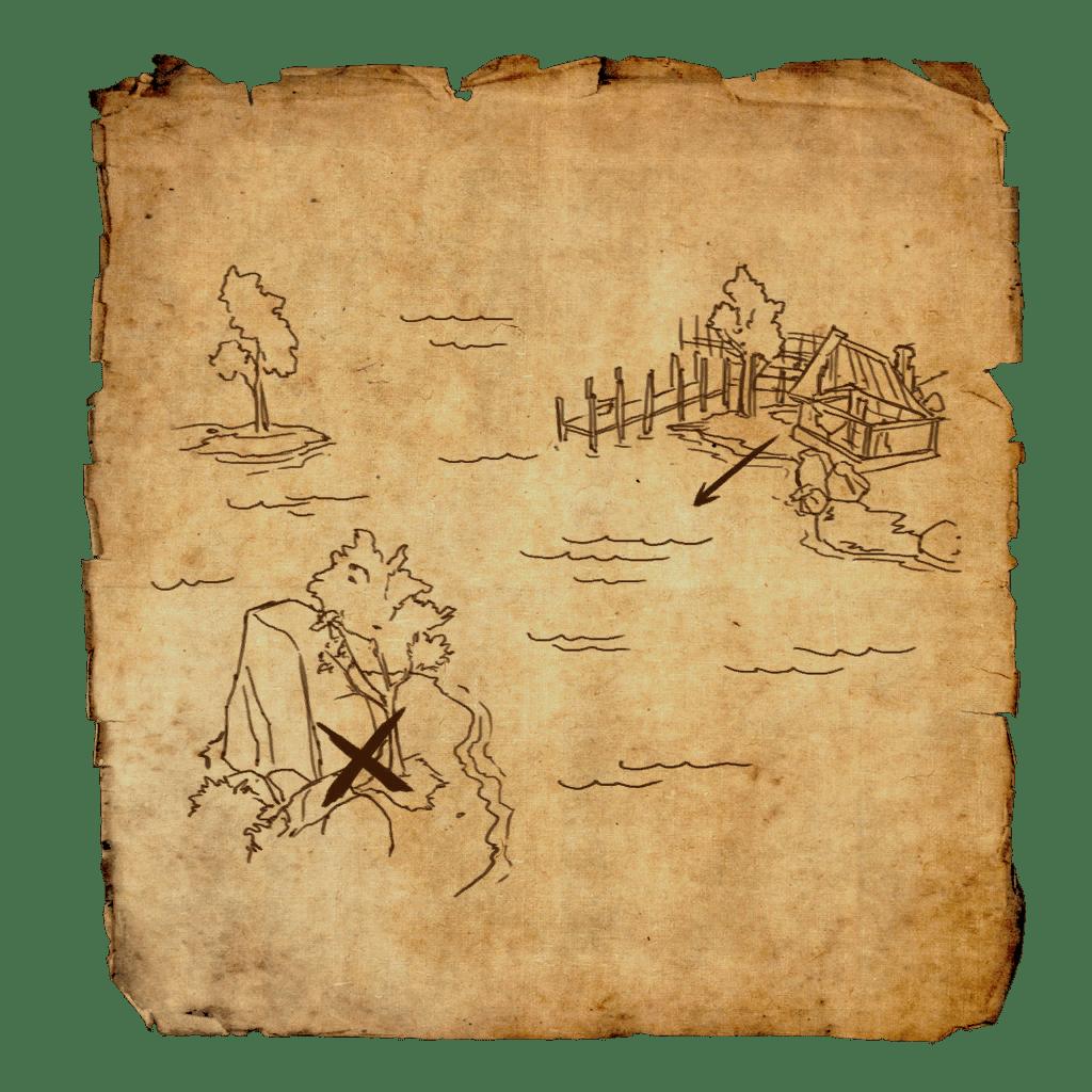Glenumbra Treasure Maps