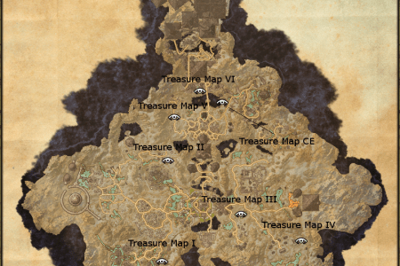eso summerset ce treasure map » 4K Pictures | 4K Pictures [Full HQ ...