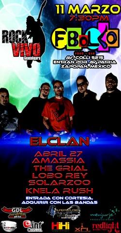 El Clan 11 de Marzo 2011 copy