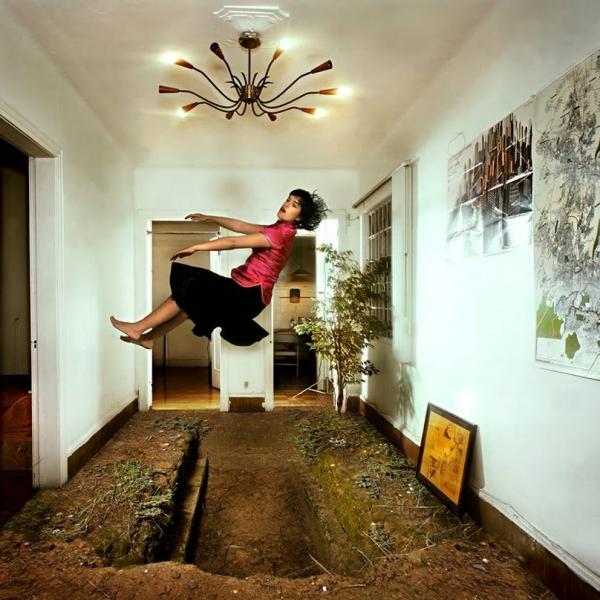 """Foto de la serie """"Nirvana"""" de Fernando Montiel Klint."""