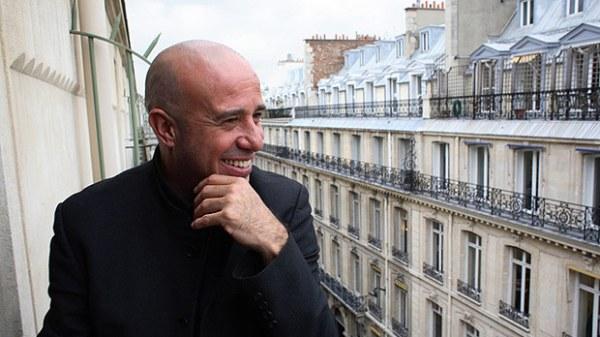 El escritor mexicano-peruano, Mario Bellatín