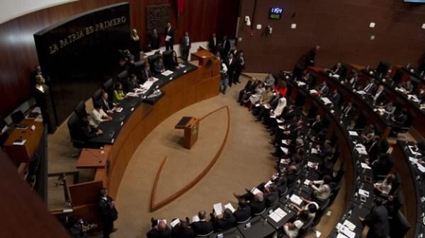 Foto: Senado mexicano / Claroscuro.