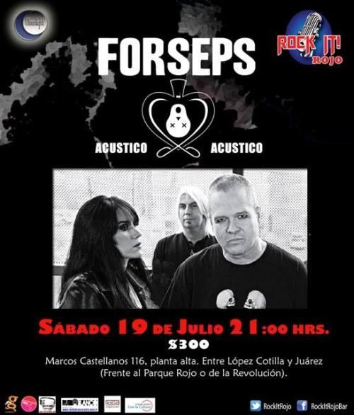 Forseps @ Rock It