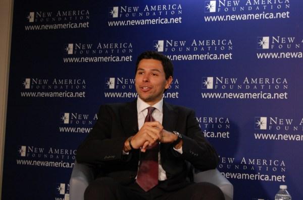 El periodista de la NBC, Ayman Mohyeldin / Foto: New American Foundation