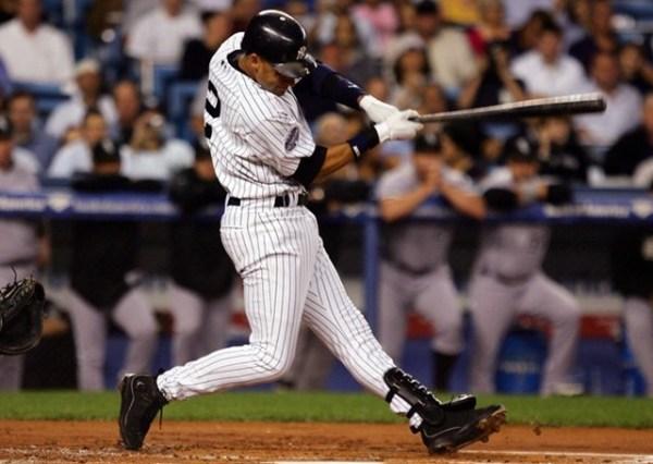 El ya retirado jugador de los Yankees, Derek Jeter, uno de los jugadores más valiosos de todos los tiempos