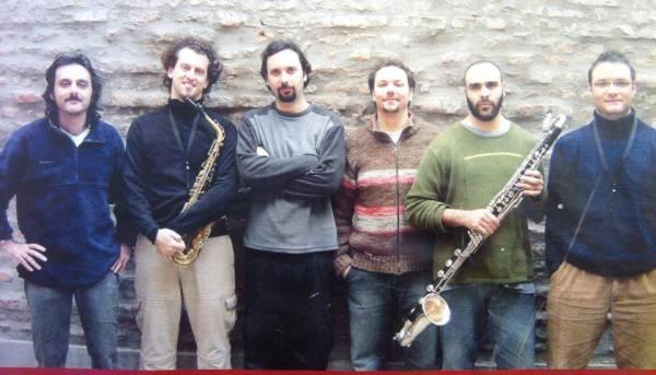 La banda argentina de Jazz, Escalandrum. Foto: Facebook oficial de la banda.