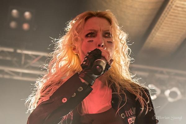 Arch Enemy 2012 Foto Florian Stangl