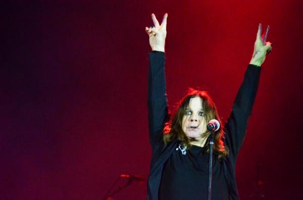 Ozzy Osbourne. Foto: Juan Kattan.