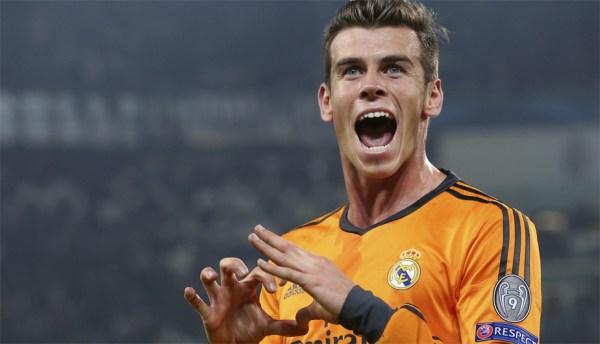GARETH BALE (US$ 132 millones) se convirtió en el fichaje más caro de la historia cuando llegó al Real Madrid. (AP)