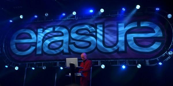 Fundador de Depeche Mode y Erasure, Vince Clarke es una de las leyendas de la producción electrónica. Foto:  Andrew Hurley.