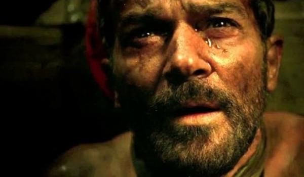 Antonio Banderas protagoniza 'Los 33'.
