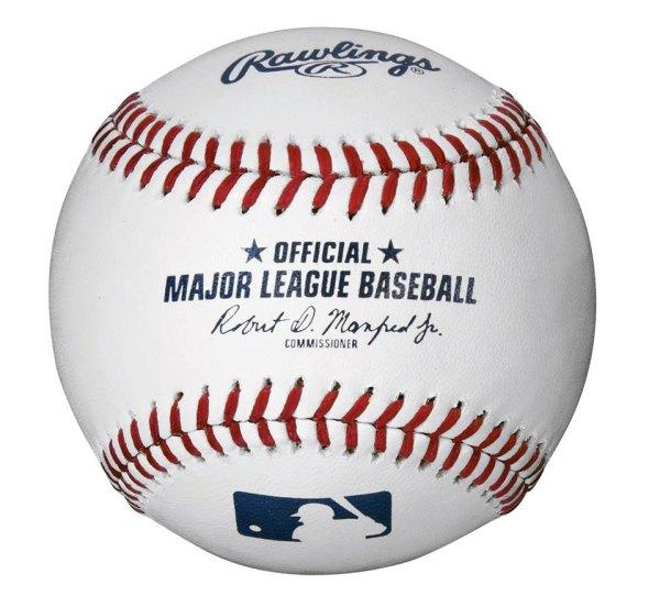 New-Major-League-Baseball-for-2015-Rob-Manfred-Signature-Rawlins