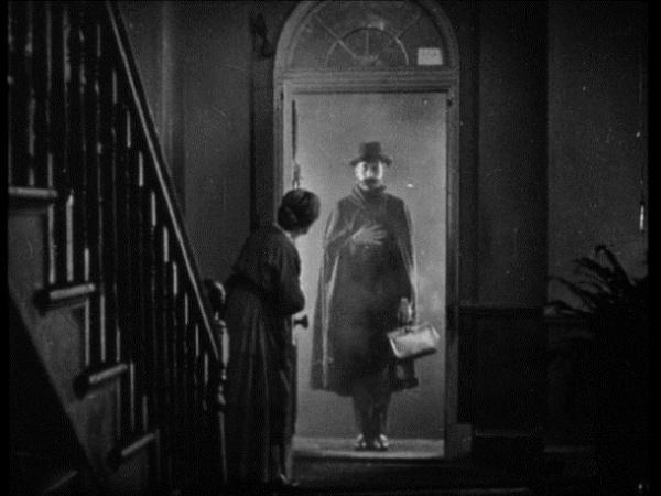 """""""The Lodger"""" un filme realizado en 1927 por Alfred Hitchcock recientemente restaurado."""