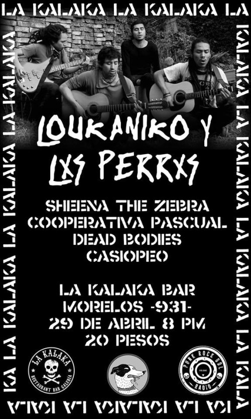 flyer-sheena-the-zebra-en-la-kalaka
