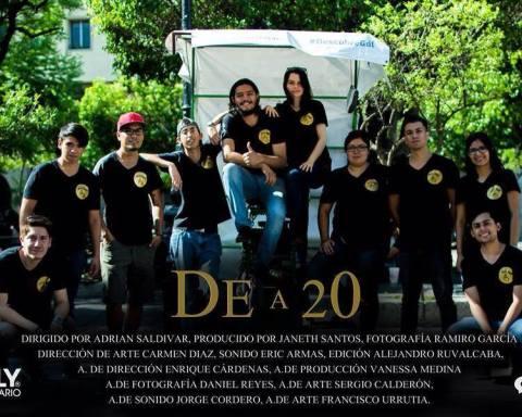 De a 20 Rally Universitario