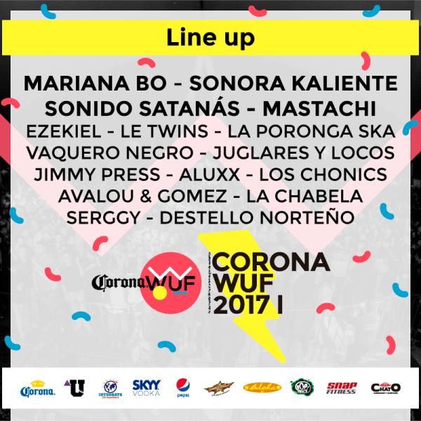 corona wuf