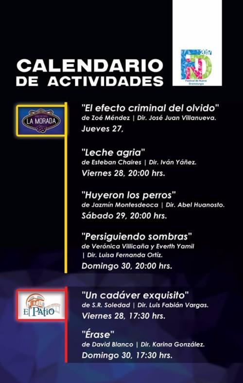 Festival Nueva Dramaturgia