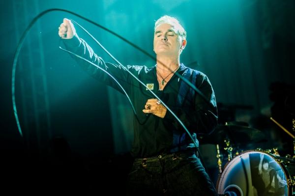 """Morrissey lanzará en noviembre """"Low in High-School"""""""