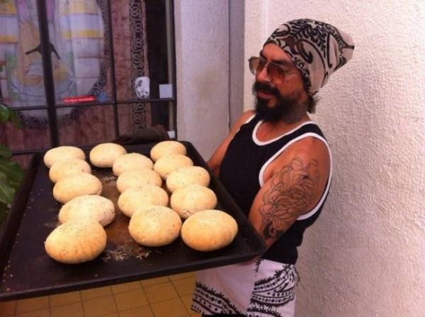 Juan Prado panadería de autor