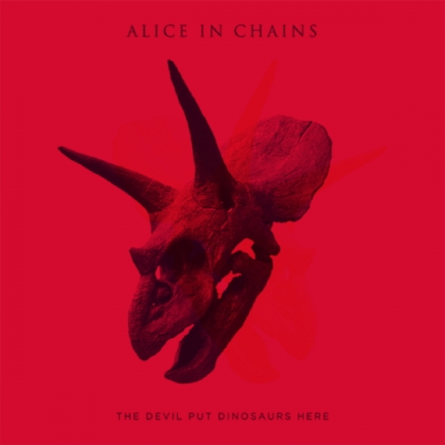 Alice in Chains, The devil put dinosaurs in here