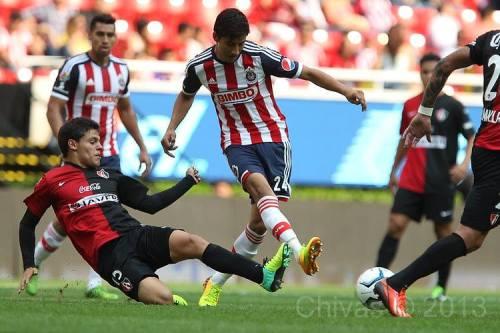 Chivas vs Atlas 2013