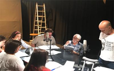 Radioteatro La Compañía: una ficción federal de la comunicación popular