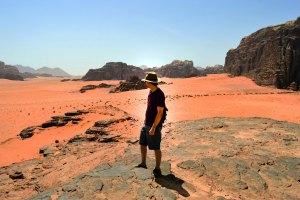 Guía de Viaje a Jordania