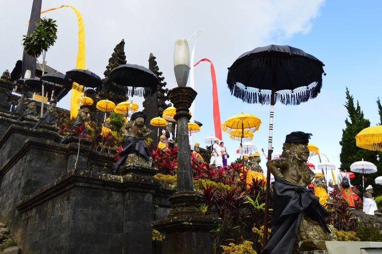 Bali: Templo Madre Besakih