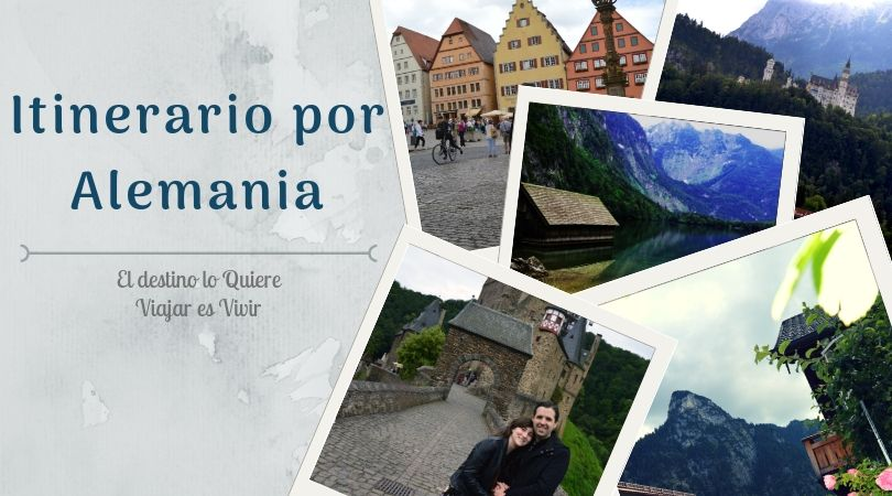 Itinerario por Alemania