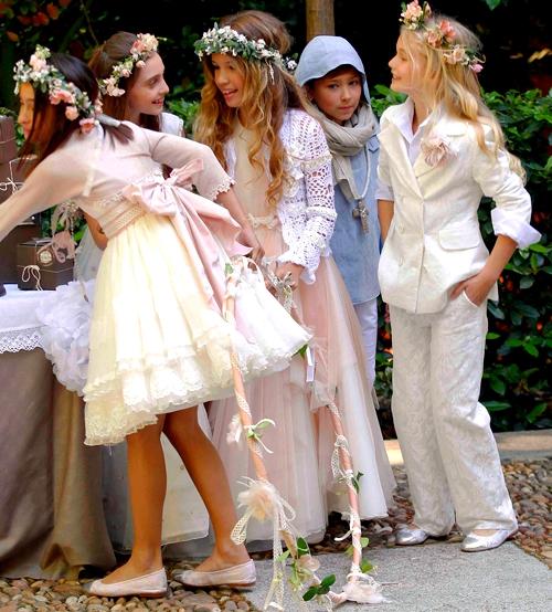 Vestidos Comunión 2015