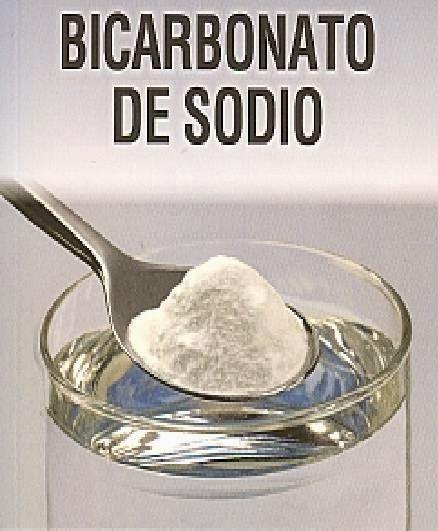 Bondades del bicarbonato de sodio