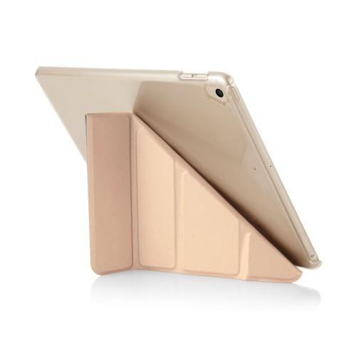 pipetto-ipad-9-7-case-origami-metallic-champagne-back-exterior-1