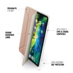 ipad-11-2020-origami-tpu-rose-gold-front-detail