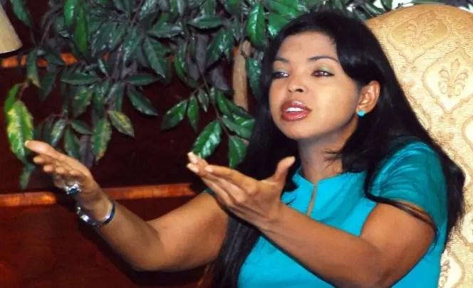 Yeni Berenice Reynoso, fiscal del Distrito Nacional,