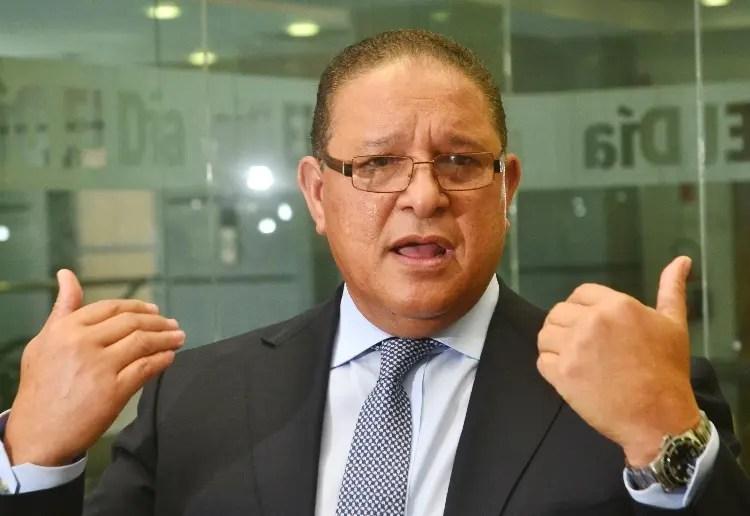 Alejandro Montás asegura proyecto reforma constitucional será sometido esta tarde