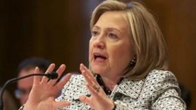 Hillary Clinton. Archivo.