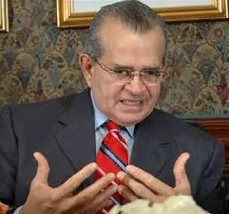 """Franklin Almeyda: """"Por acción u omisión se es cómplice, eso hizo el PRM, abandonó su espacio opositor"""""""
